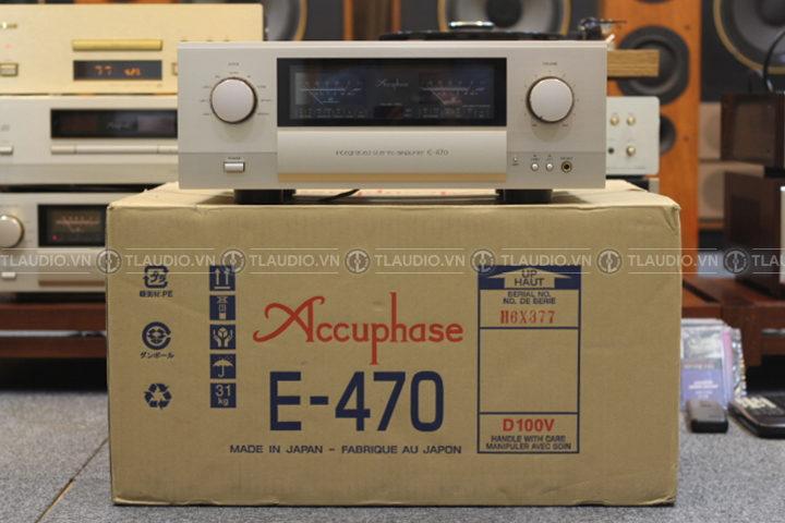 amply accuphase e470 mới giá rẻ nhất hà nội