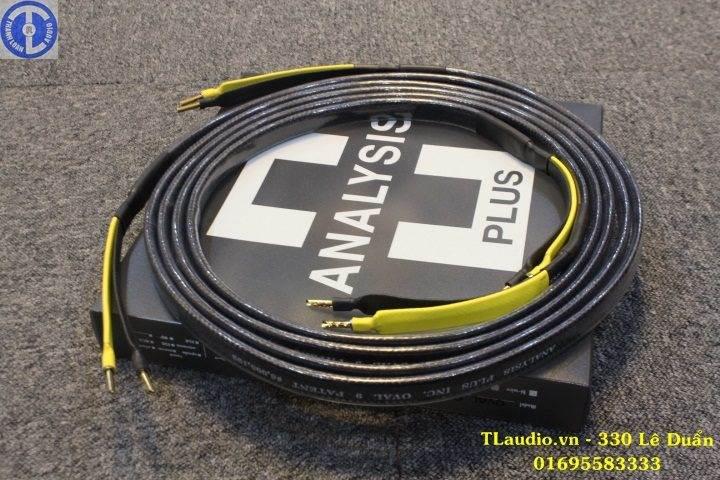 dây loa analysis plus oval 9 giá rẻ